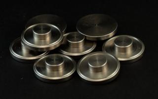 Aluminiums stempel